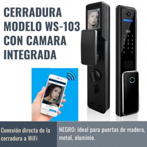 MODELO WS-103 CON CAMARA INTEGRADA